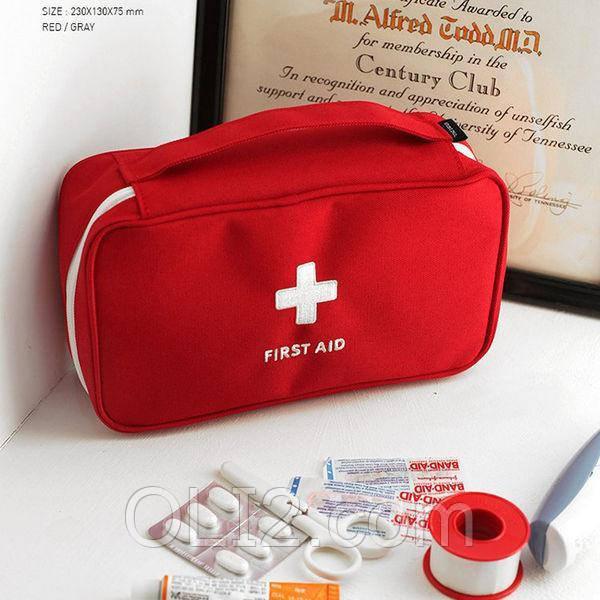 Доброжный Органайзер Аптечка Big Red