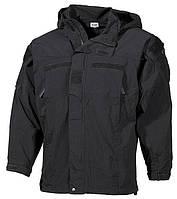 Водонепроницаемая куртка USA GENIII, черная