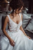 Свадебное  платье 1907