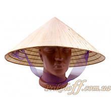 Вьетнамская шляпа, бамбуковая