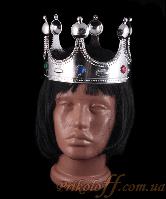 Корона, серебро