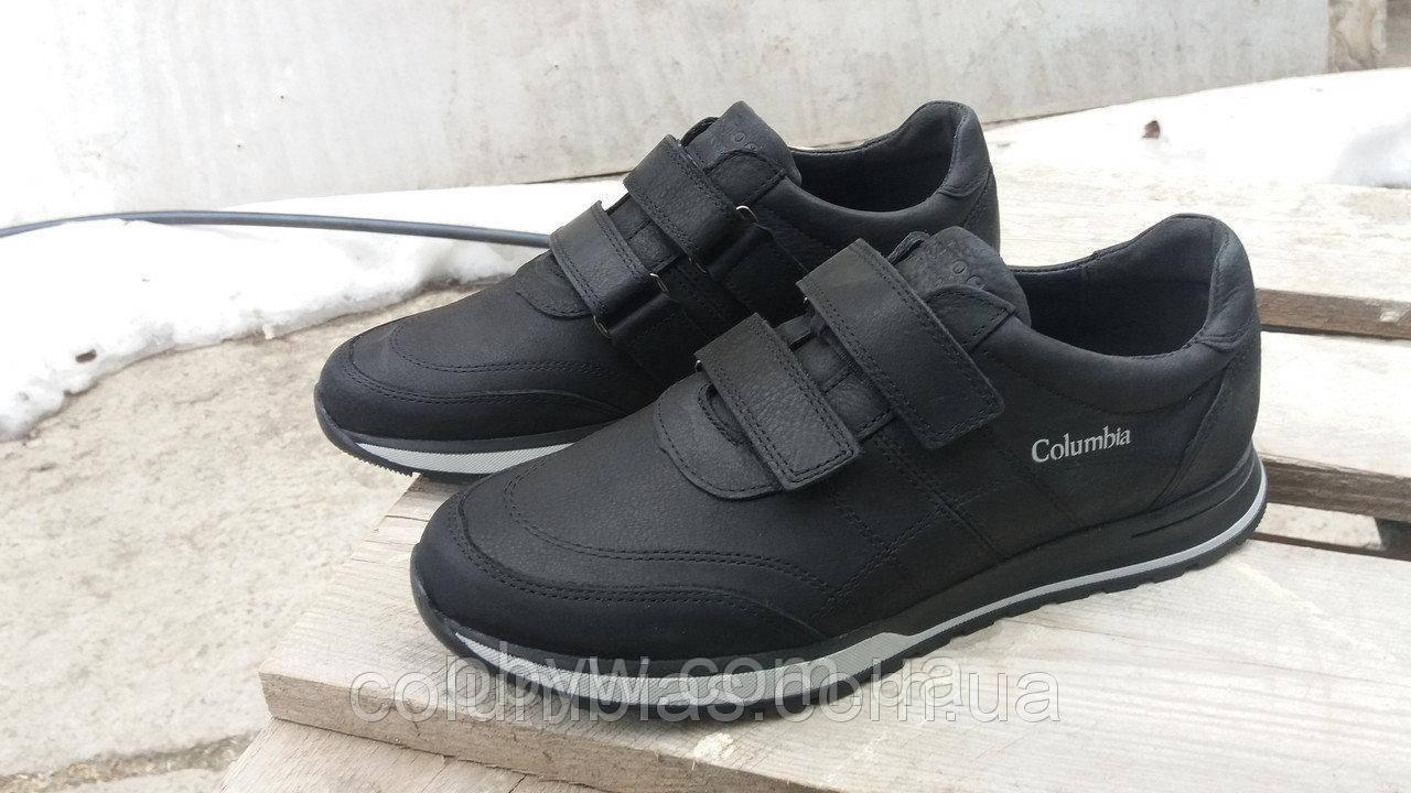 Польские кожаные кроссовки 2л