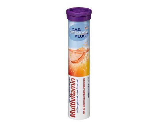 Multivitamin Das Gesunde Plus 20 effervescent tabs, фото 2