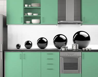 Кухонная панель на фартук ПЭТ панель ПЭТ 62х205 см (под заказ любой размер)