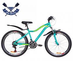 "Велосипед хардтейл горный 26"" Discovery KELLY 2019 (зеленый)"