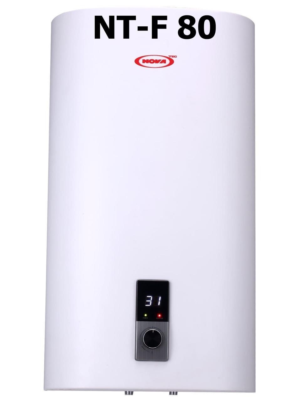 Бойлер (водонагрівач) NOVA TEC FLAT NT-F 80