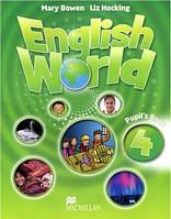 English World Ukraine 4 Pupil's Book + eBook + CD-ROM