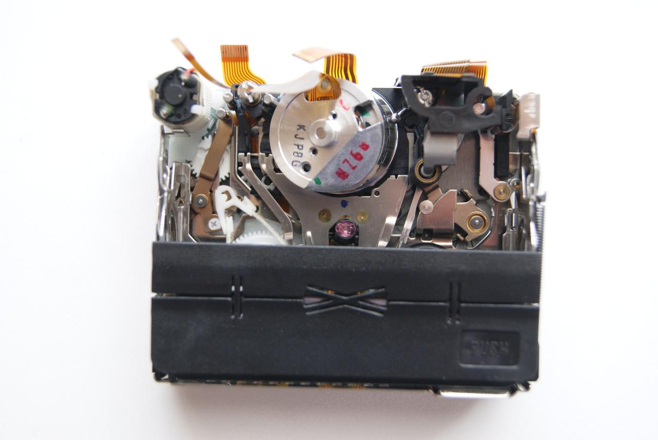 Стрічкопротяжний механізм відеокамери Samsung AD97-12038A Оригінал нова