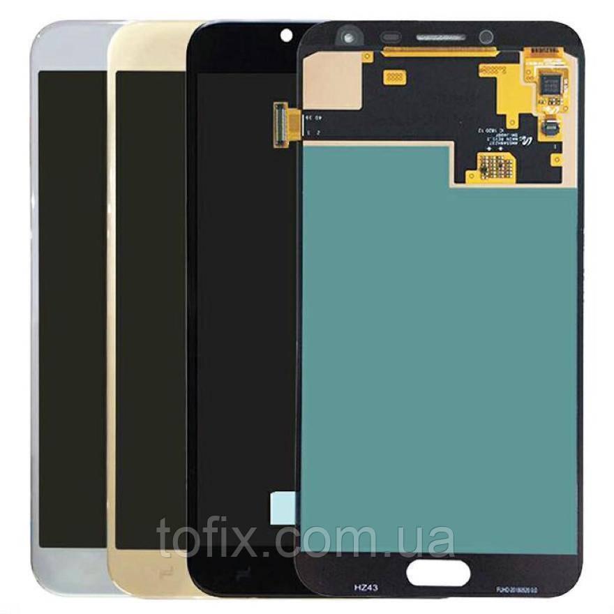 Дисплей для Samsung J400 Galaxy J4 (2018), модуль в зборі (екран і сенсор), OLED