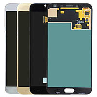 Дисплей для Samsung J400 Galaxy J4 (2018), модуль в зборі (екран і сенсор), OLED, фото 1