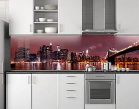 Скинали кухонная на рабочую поверхность 62х205 см (под заказ любой размер), фото 3