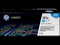 Заправка картриджа HP 121A CLJ 1500, 2500 cyan (C9701A) в Киеве