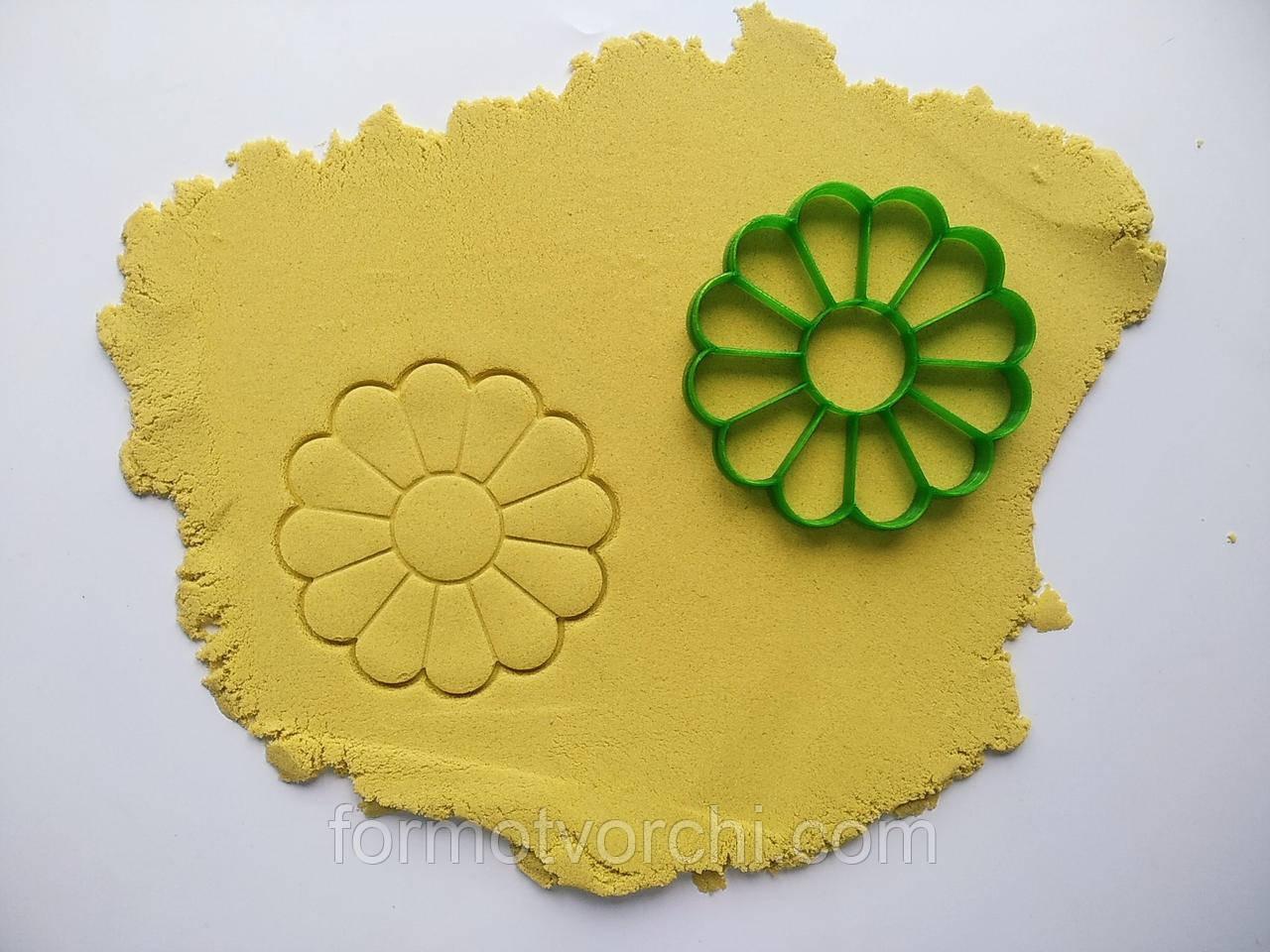 "3D формочки-вырубки для пряников ""Цветок 9"""