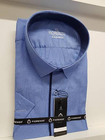 Рубашка с коротким рукавом Fiorenzo в клетку, фото 2