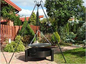 Садовый гриль INOX, фото 3