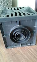 Пластиковый дождеприемник PolyMax 30*30, фото 1