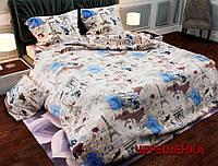 """Семейный набор хлопкового постельного белья из Бязи """"Gold"""" №1523147 Черешенка™"""