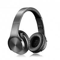 Наушники беспроводные SODO MH5.Bluetooth наушники накладные со встроенной колонкой и MP3 плеером черного цвета