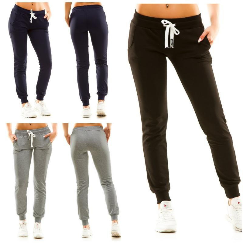 Спортивные штаны с манжетом мод.5406 ХЛ+