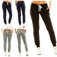 Спортивные штаны с манжетом мод.5406 ХЛ+, фото 1