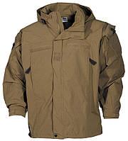 Водонепроницаемая куртка USA GENIII,coyote tan