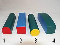 Строительные блоки для детей 2- 30 x 30 x 120 cm