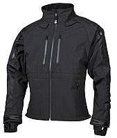 Водонепроницаемая куртка защита черная