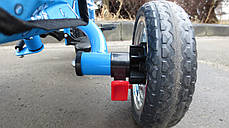Детский трехколесный велосипед Turbo Trike М 5363-01UKR , фото 3