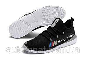 Оригинальные мужские кроссовки BMW M Motorsport Sneakers Puma EVO CAT, Black (80162461160)