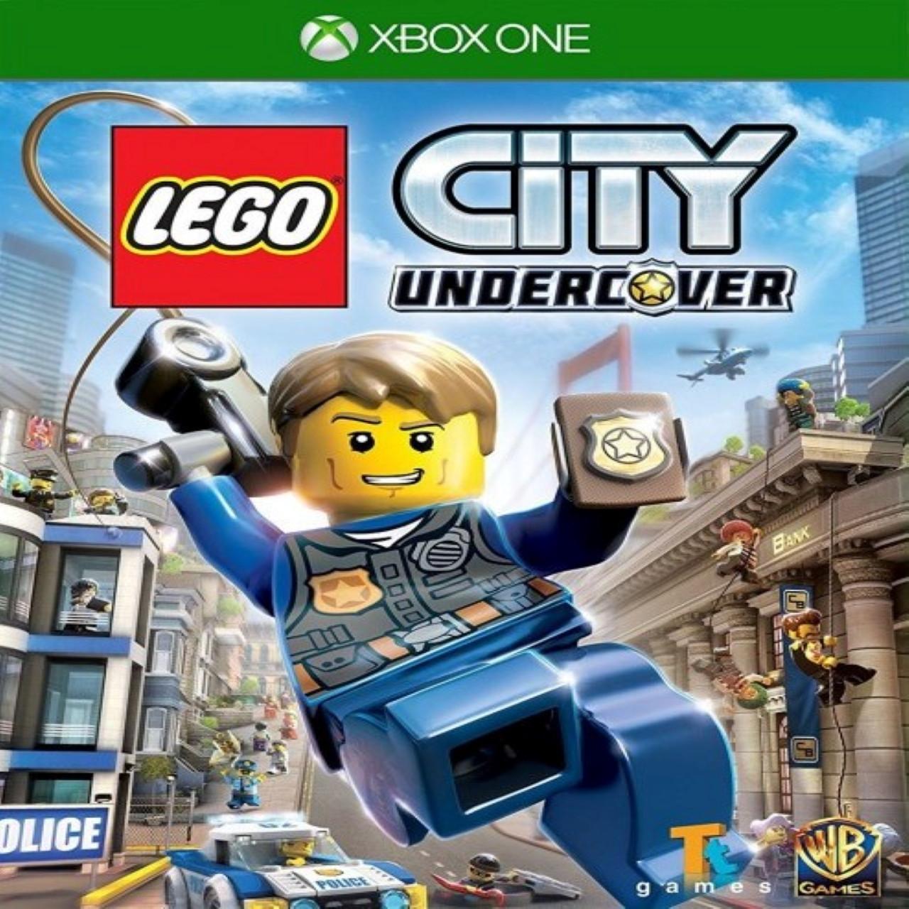 LEGO City Undercover RUS XBOX ONE