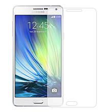 Защитное стекло Optima 2.5D для Samsung A7 A700 прозрачный