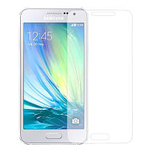 Защитное стекло Optima 2.5D для Samsung A3 A300 прозрачный