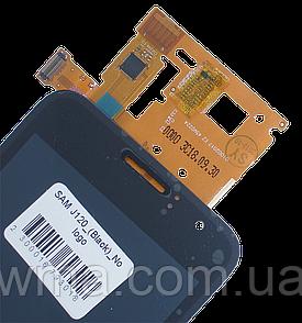Экран + сенсор (модуль) для Samsung Galaxy J120 (2016) черный