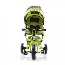 Детский трехколесный велосипед Turbo Trike М 5363-2-1, фото 3