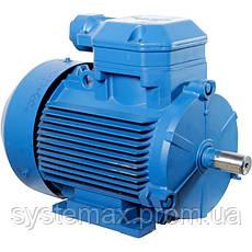Взрывозащищенный электродвигатель 4ВР100L4 4 кВт 1500 об/мин (Могилев, Белоруссия), фото 3