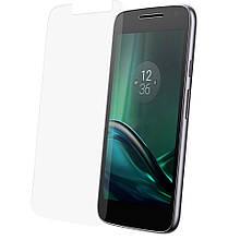 Захисне скло Optima 2.5 D для Motorola Moto G4 Play прозорий