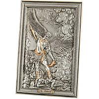 Панно настенное Veronese Архангел Михаил 23,5 см 77174AB