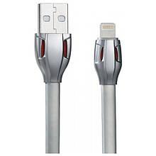 Кабель USB Lightning Remax OR Laser RC-035i iPhone 5 6 1m черный