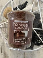 """Свеча """"Шоколадный пирог"""" Yankee Candle"""