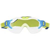Очки (полумаска) для плавания детские SPEEDO 808763 SEA SQUAD MASK (CP, TPR, неопрен, цвета в ассортименте)