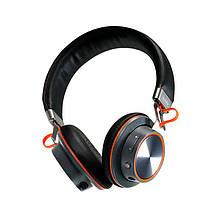 Наушники гарнитура накладные Bluetooth Remax OR RB-195HB stereo черный