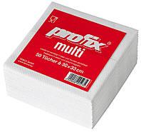 Салфетки промышленные TEMCA Profix Multi, 30х33см, 50 листов