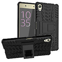 Чехол Armor Case для Sony Xperia X F5121 / F5122 Черный, фото 1