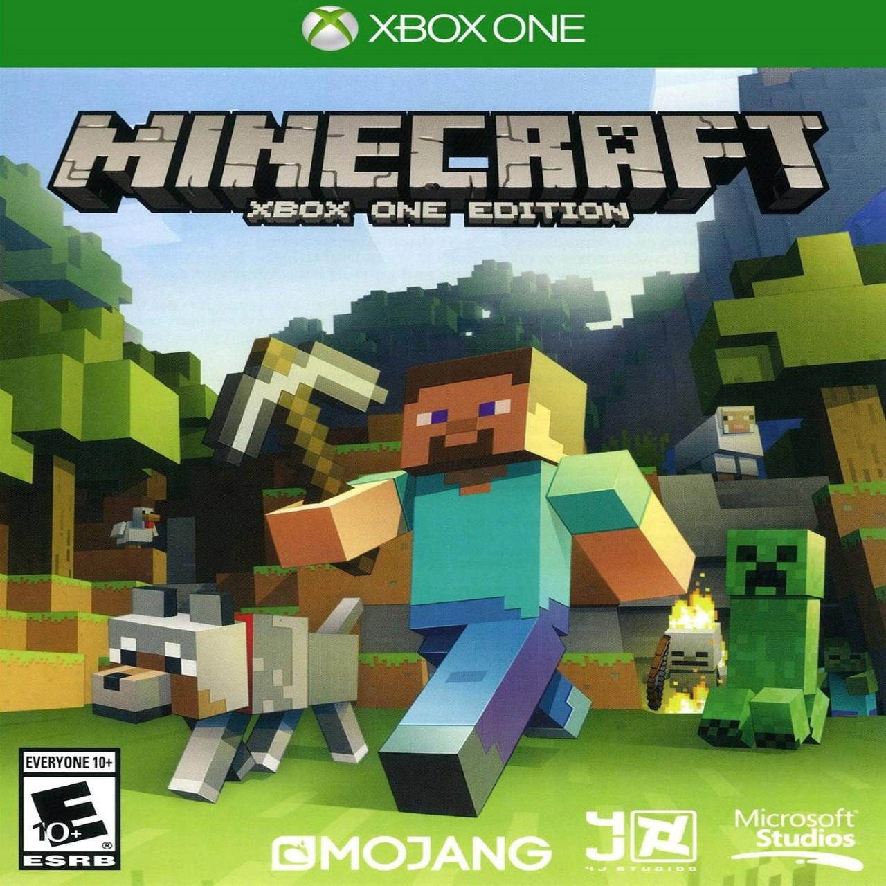 Minecraft XBOX ONE Edition RUS