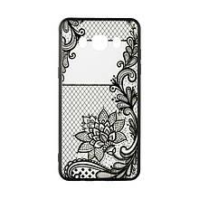 Чехол накладка силиконовый Rock Tatoo Art для Huawei Nova Magic Flowers