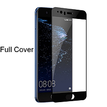 Защитное стекло OP Full cover для Huawei P10 Lite черный