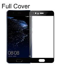 Защитное стекло OP Full cover для Huawei P10 Plus черный