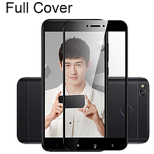 Защитное стекло Optima Full cover для Xiaomi Redmi 4x Black