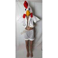 "Детский костюм ""Петушок"", белый"