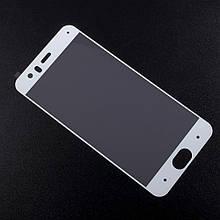 Защитное стекло OP Full cover для Xiaomi Mi6 белый
